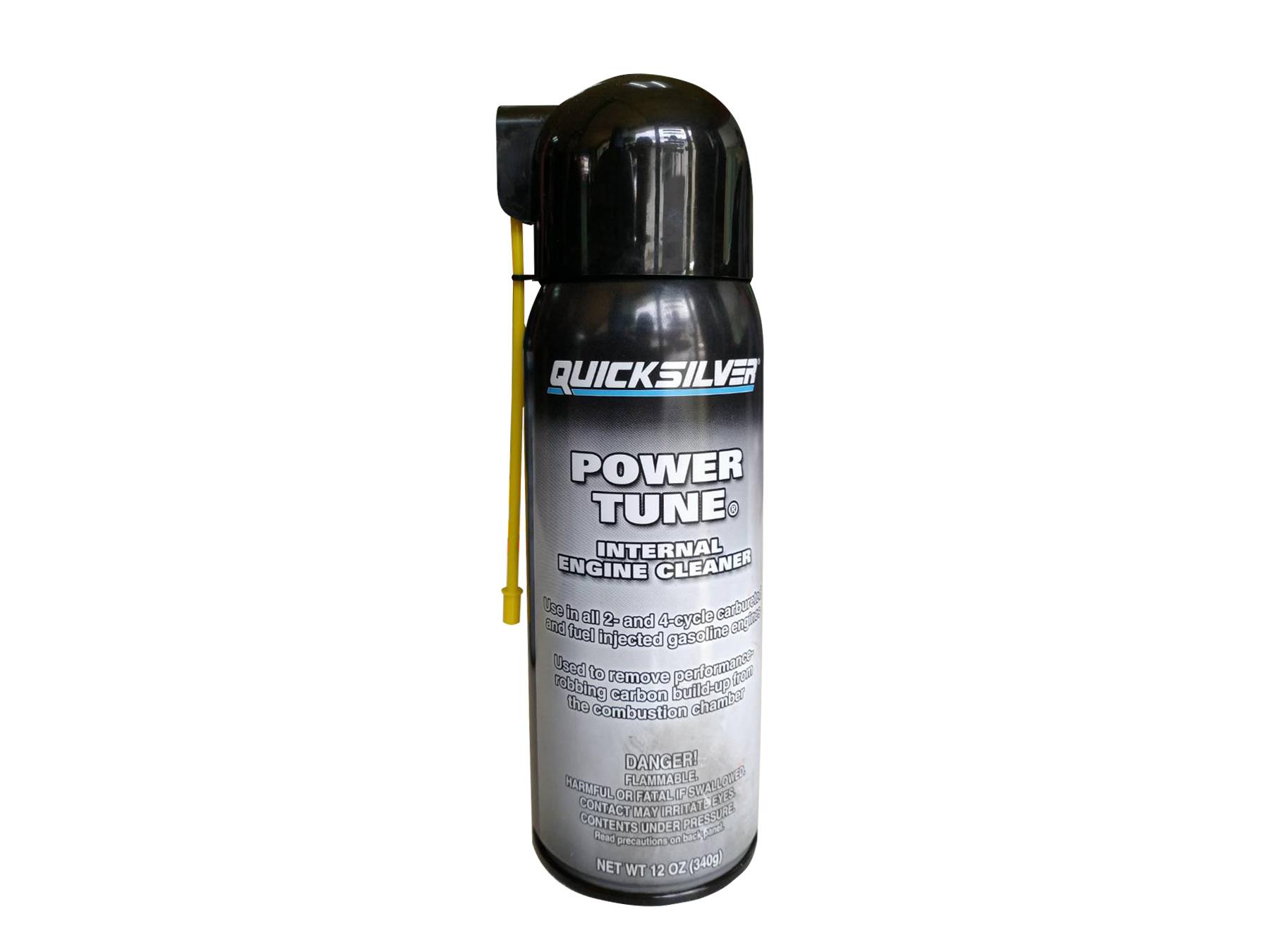 QUICKSILVER POWER TUNE  INTERNAL ENGINE CLEANER